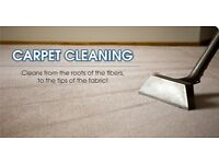 £30 per room full house £100 Carpet cleaner all areas