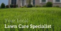 We'll make your lawn beautiful