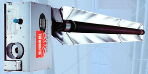 infrared radiant heaters