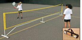 Badminton net full set BRAND NEW