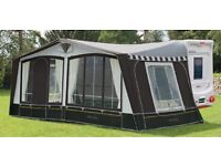 New Hampshire Caeavan Full Awning 850 Blue BRAND NEW STOCK CLEARANCE