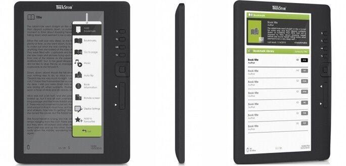 TrekStor Reader 3.0: Solider Reader für Gelegenheitsnutzer