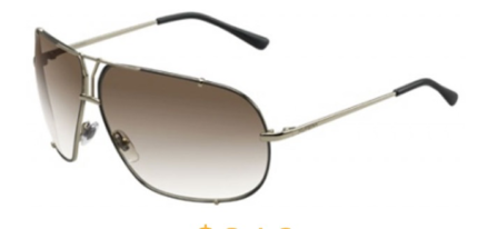 YSL Aviator Sunglasses