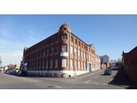 TO LET COMMERCIAL WORKSHOPS / RETAIL SPACES / INDUSTRIAL UNITS - HYSON GREEN, NOTTINGHAM, NG7 7EA