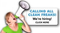 Quality Housecleaner Needed