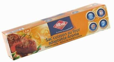 Sac cuisson au four adaptable Albal - 3m 1U