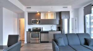 BEAUTIFUL ALL INCLUDED CONDO IN DOWNTOWN - GYM, POOL, TERRACE