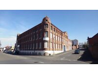 TO LET COMMERCIAL WORKSHOPS / RETAIL SPACES / INDUSTRIAL UNITS - DANCE STUDIO, NOTTINGHAM, NG7 7EA
