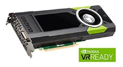 Nvidia Quadro M5000 8GB GDDR5 256-bit PCI-e 3.0 x16 Graphics Card ~ 4K HDR  segunda mano  Embacar hacia Spain