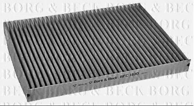 Borg Beck Cabin Pollenfilter Für VW Dose Körper Hatchback Golf 1.8