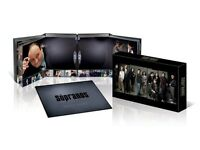 Sopranos complete DVD set brand new sealed