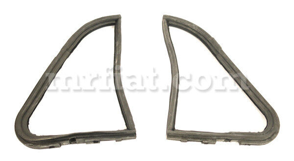 Mercedes 180 190 Ponton Vent Window Gasket Set Oem New