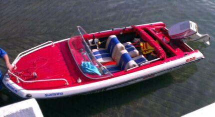 Boat fiberglass  Narre Warren South Casey Area Preview