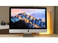 "Apple Imac 27"" i5 Quad Core,2.66 GHz, 8GB ram, 1TB Storage, Microsoft Office, Words, Excel, etc."