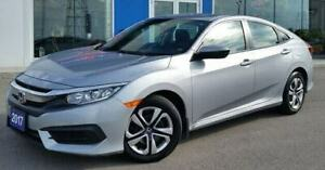 2017 Honda Civic LX - Just arrived