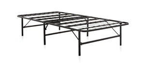 BLACK QUEEN SIZED BED FRAME FOR SALE