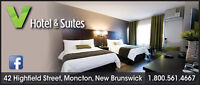 Housekeeping / Room Attendant Part Time V Hotel and Suites