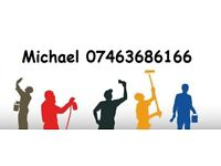 Painter and decorator, handyman
