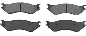 FRONT BRAKE PADS SET 702*Fits:Ford Expedition 2002-1997, F-150 2