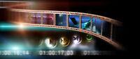 Video editing - music, events, sports, promotional….