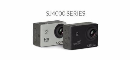 """SJ4000 WiFi 30FPS 1080P 2"""" LCD ACTION CAM 12MP ONLINE ONLY"""