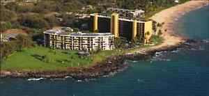 Oceanfront Condo, Maui, Hawaii - Christmas - Kihei Surfside