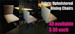 Restaurant & Cafe Furniture, plates, cutlery etc Ormond Glen Eira Area Preview