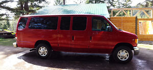 15-Seater F-350 Ford Bus for sale (Year: 2000)