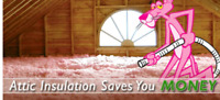 Free attic insulation if approved