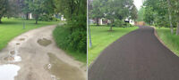 Local and Reliable Gravel Driveway Repairs