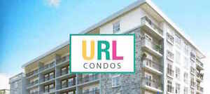 URL Condos Surrounded by shopping and dining