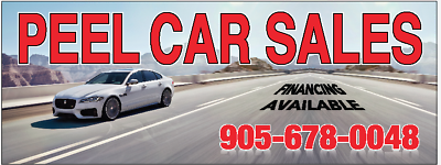 PEEL CAR SALES INC.