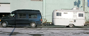 Van & Trailer combo or sold separately