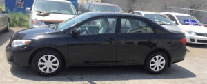 COROLLA 2009 ACCIDENT FREE ONE OWNER