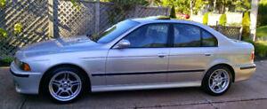 2002 BMW 540i M Sport - low mileage