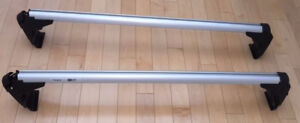 Crossbar roof rack..for Jetta 2010..Original VW Jetta  Rack