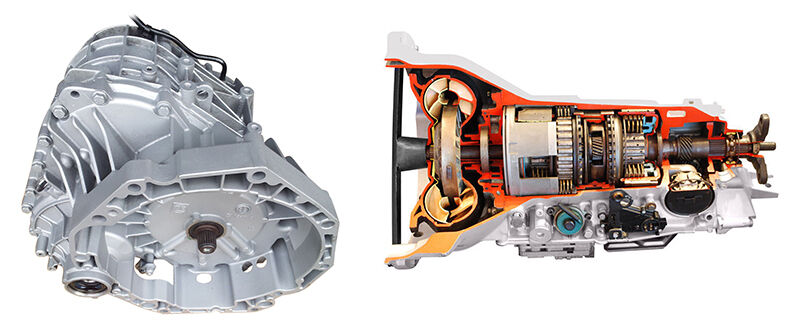 CVT vs. Automatic Transmission