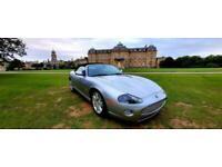 2005 LHD JAGUAR XKR 4.2, AUTO, CONVERTIBLE, LEFT HAND DRIVE