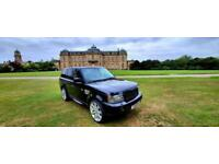 2008 Land Rover Range Rover Sport LHD, LEFT HAND DRIVE ESTATE Diesel Automatic