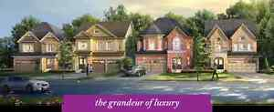 BRAND NEW TOWNHOUSES FOR SALE 2 & 3BR FROM HIGH $300s Cambridge Kitchener / Waterloo Kitchener Area image 1