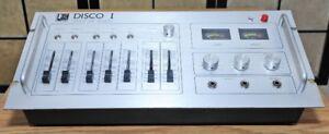 Disco mixer ELECTRO SOUND Model DISCO I / Table de mixage
