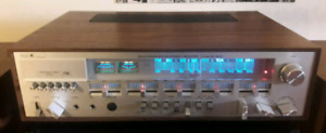Rare Vintage Sears RE-1802 Pro Series Receiver & Speakers(70's)