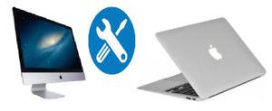 MAC Repair - Macbook, iMac, Mac - Quebec City