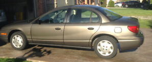 2000 Saturn SL1. LOW LOW Km.