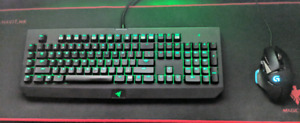 Mechanical keyboard and gaming mouse sale!