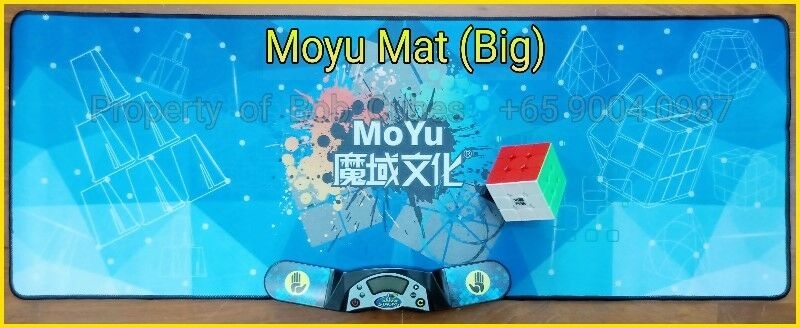 - BIG Moyu Competition Cube Stackmat Mat for sale !