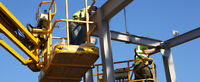Zoom Boom or Scissor Lift,Elevated Work Platform/Cherry Picker