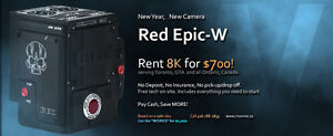 What better than Red Epic Dragon? Rent a Red Epic-W 8K for $700 Kitchener / Waterloo Kitchener Area image 10