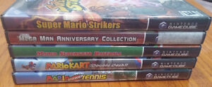 Gamecube and Wii Game Cases - Case ONLY - OBO Kitchener / Waterloo Kitchener Area image 1
