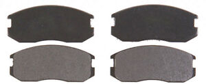 BENDIX D535 DISC BRAKE PADS (Box 1) D535